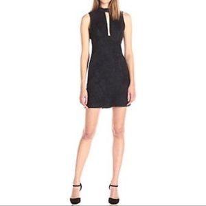 NEW BCBGeneration Faux Suede Mini Dress 8